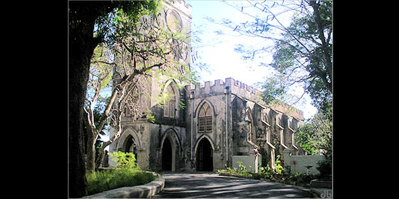 St. John Parish Church - St. John
