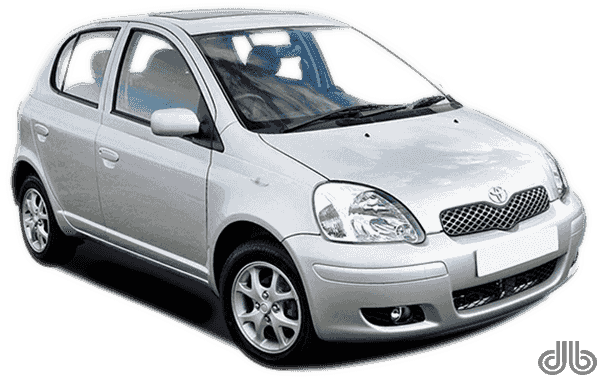 Car Hire Barbados - Toyota Yaris