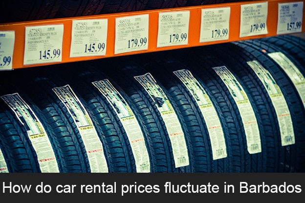 How Do Car Rental Prices Fluctuate In Barbados