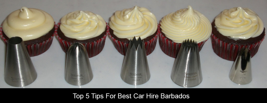 Top 5 tips for best car hire Barbados