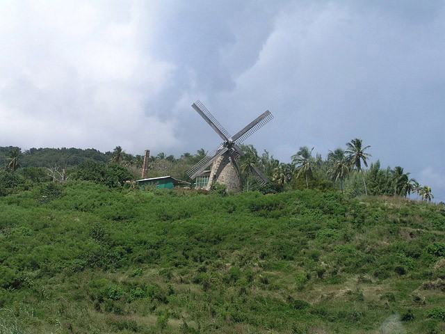 Morgan Lewis windmill Barbados