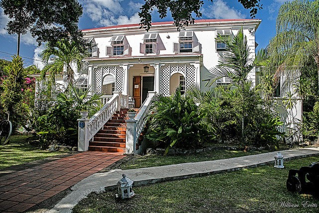 Sunbury plantation house Barbados