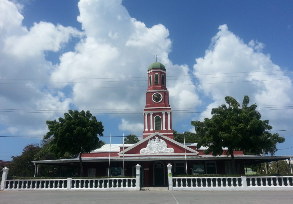 Main Guard Building Garrison Barbados