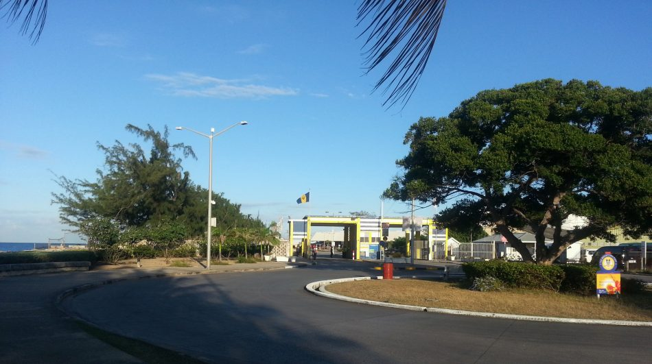 Rent a car Bridgetown Cruise Terminal Port